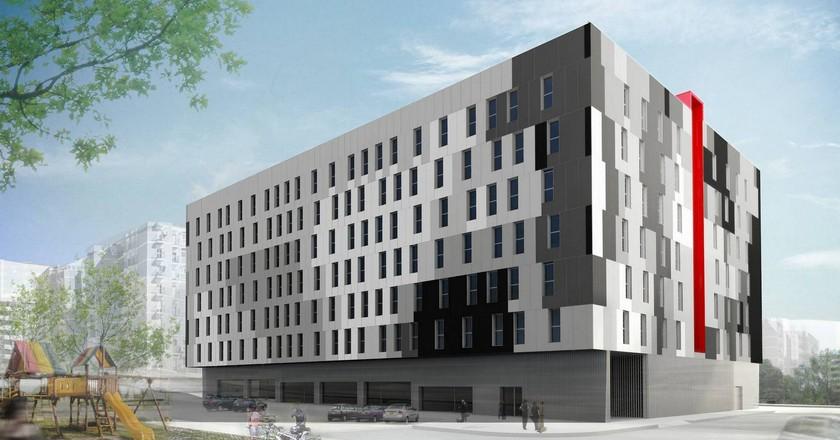 100 logements sociaux malaga unia arquitectos - Arquitectos interioristas malaga ...