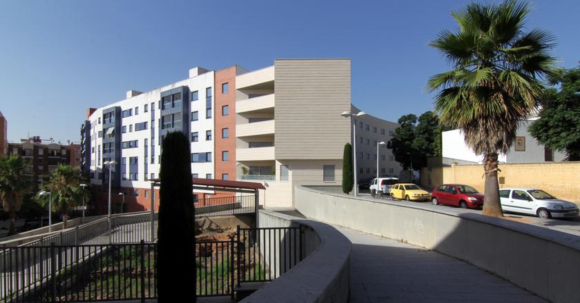 23 viviendas de protecci n oficial en c rdoba unia for Arquitectos en cordoba