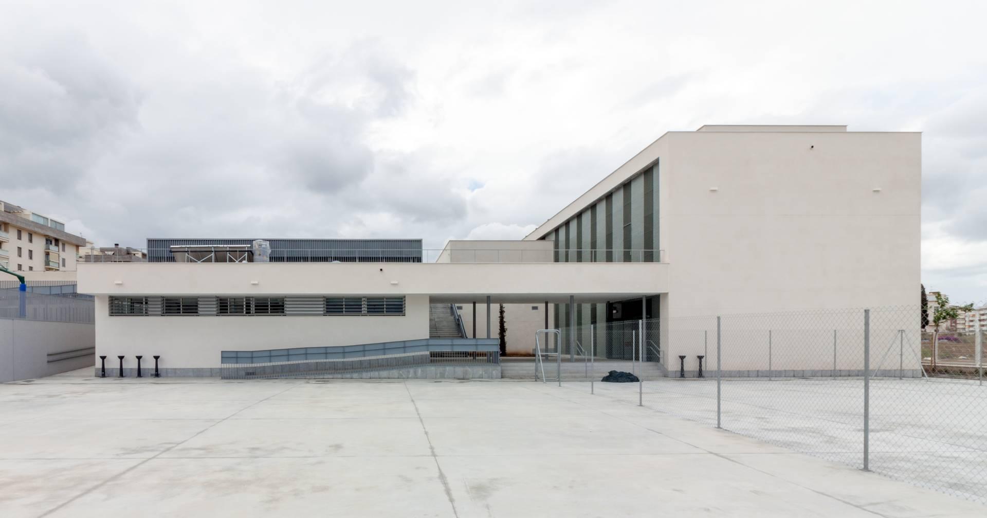 Cole primaire velez malaga unia arquitectos - Arquitectos interioristas malaga ...