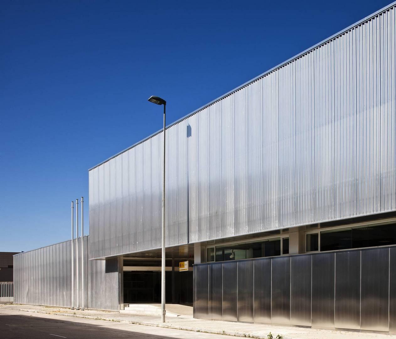 Sede del servicio p blico de empleo estatal en sevilla - Arquitectos de sevilla ...