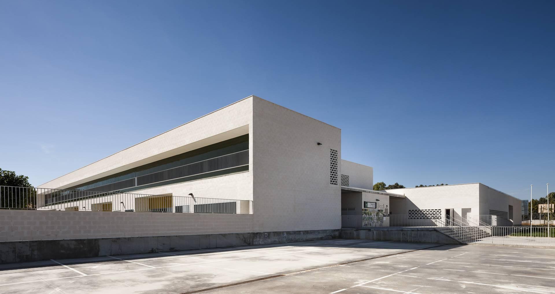 Centro de educaci n infantil y primaria en dos hermanas - Arquitectos de sevilla ...