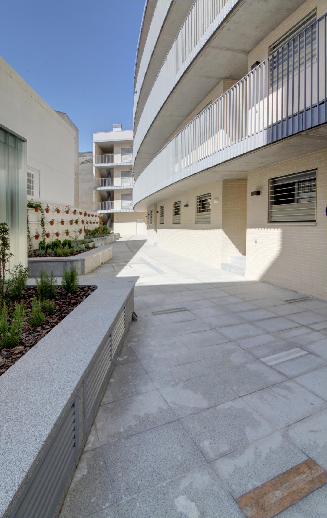 23 viviendas de protecci n oficial en c rdoba unia arquitectos - Arquitectos en cordoba ...