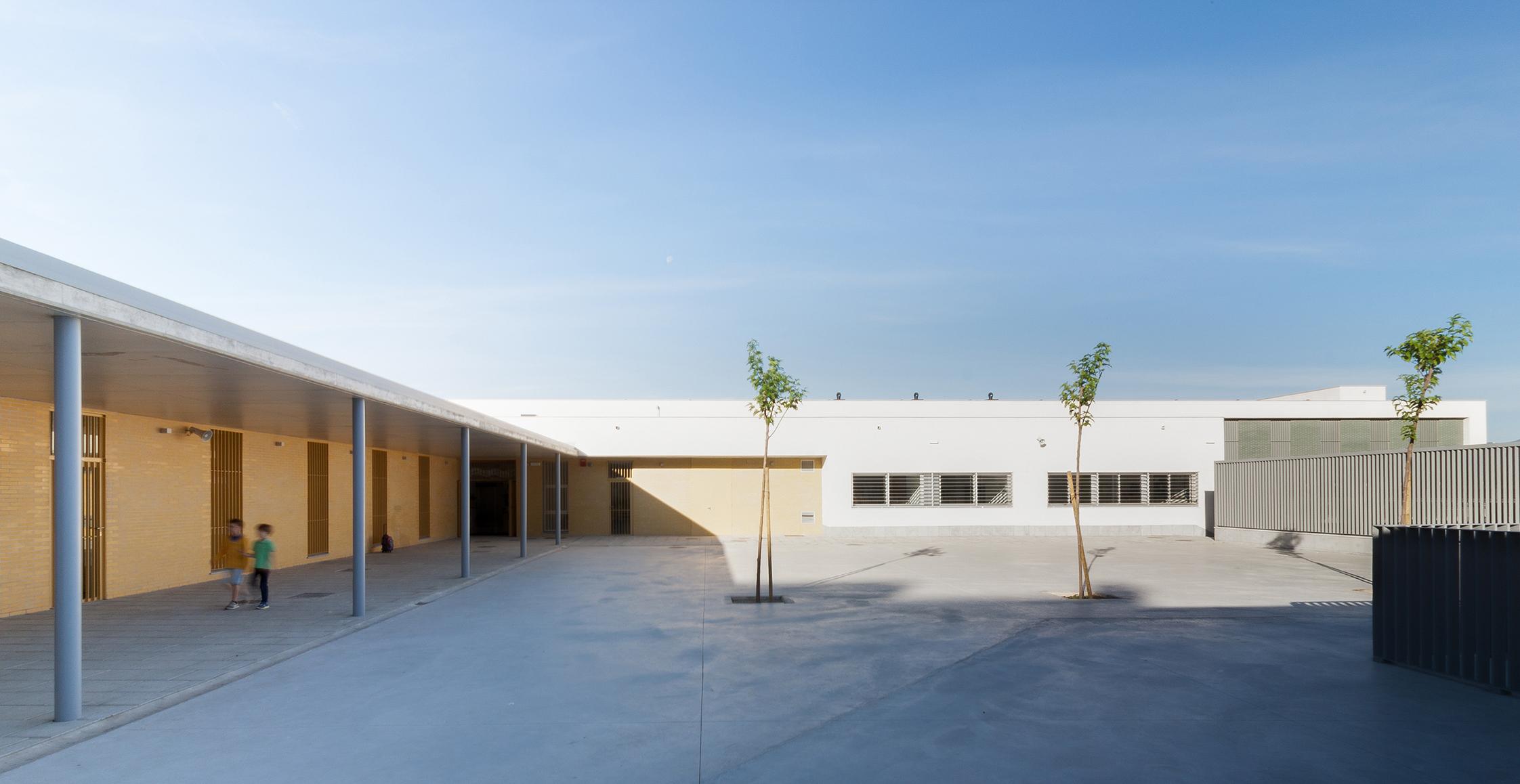 Centro de educación primaria en Vélez-Málaga