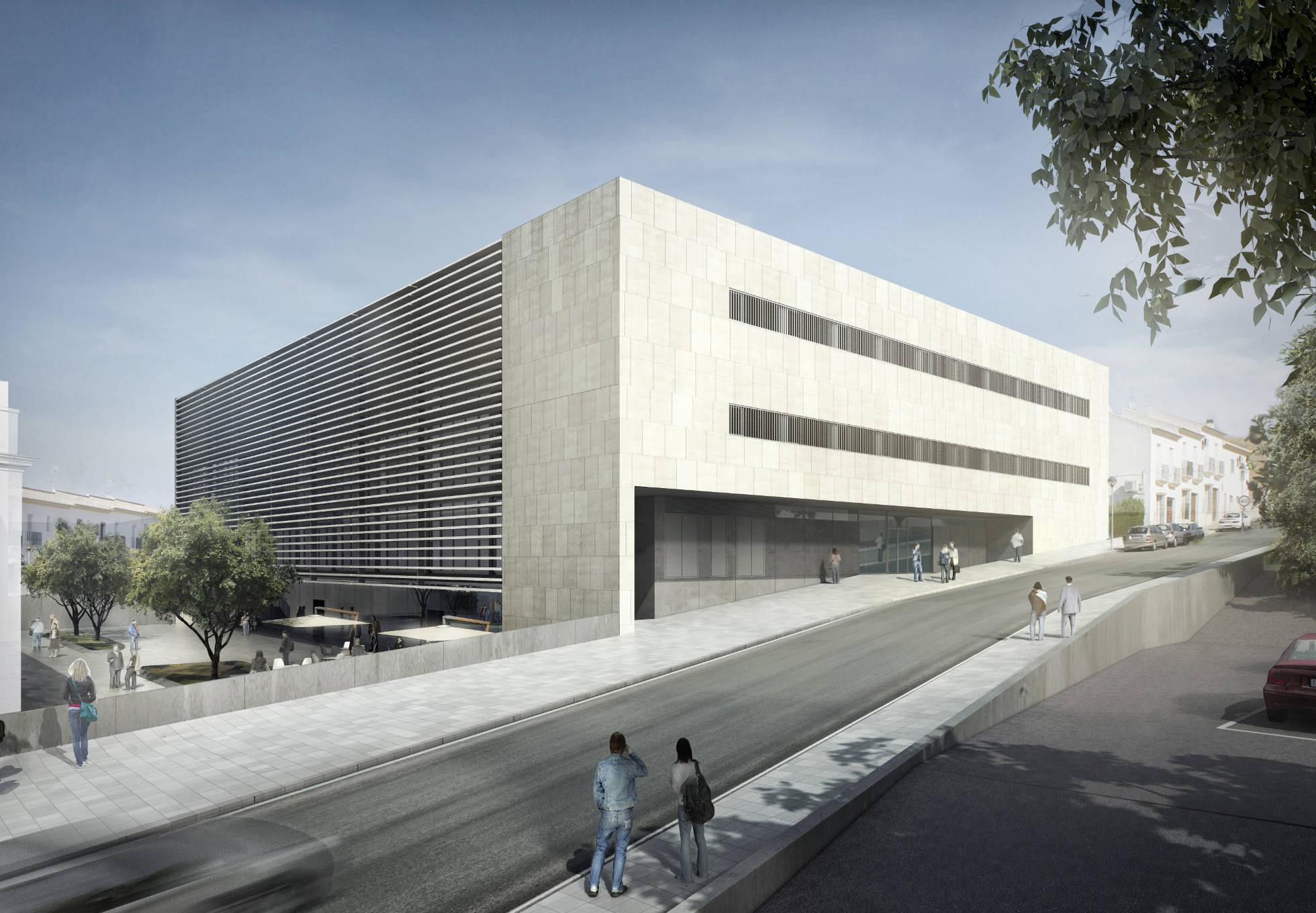 Ampliación de la Escuela Universitaria de Osuna