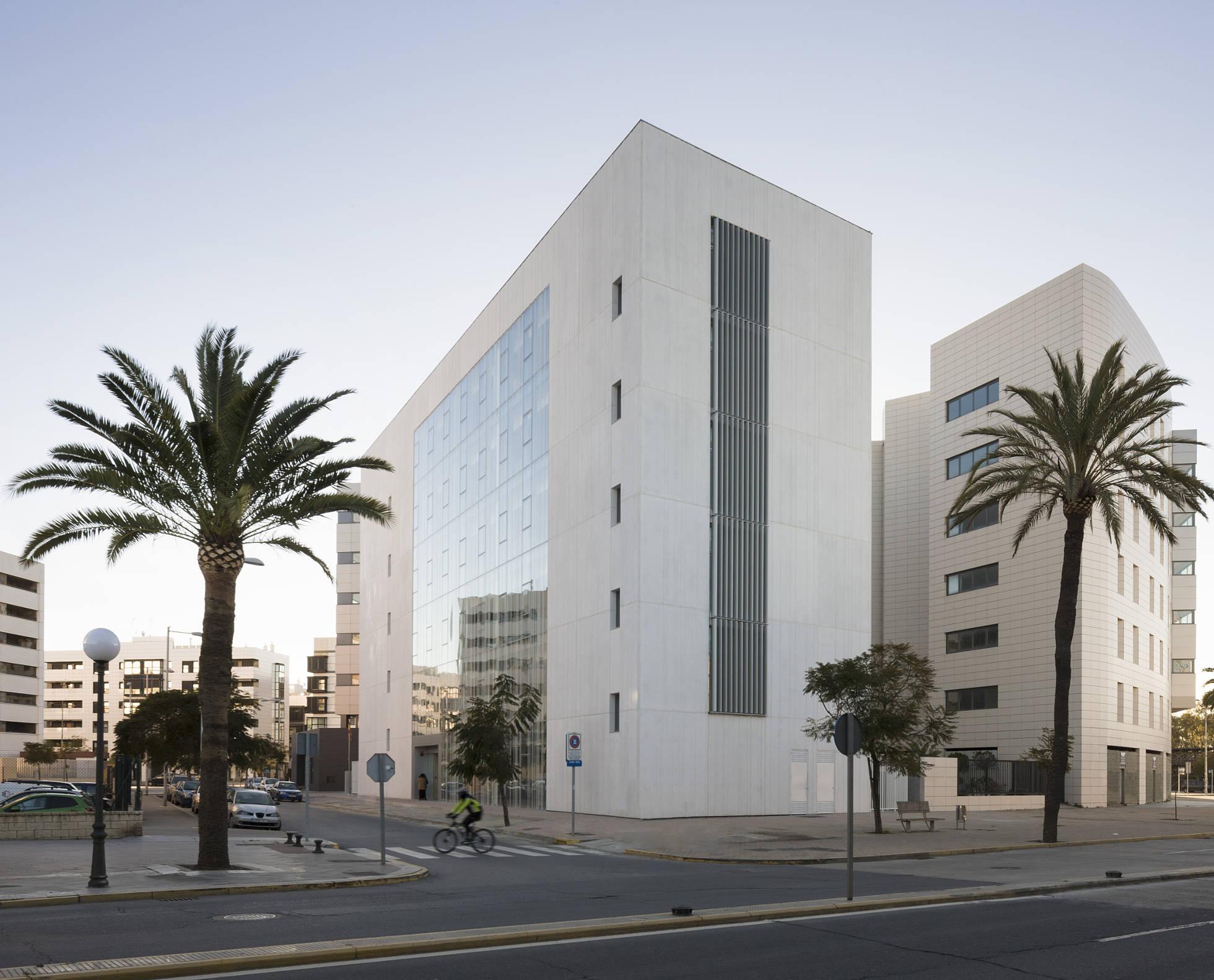 Sede del Servicio Público de Empleo Estatal en Huelva